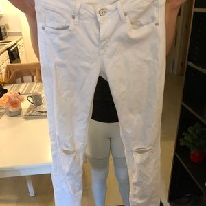 0d55c82f1f394 NWT leather stripe pants Gap size Medium jacket NWT Just USA jeans from  ruby and Jenna worn 3 times ...
